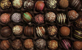 Assorted Milk & Dark Chocolate Truffles