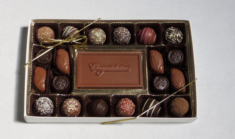 Congratulations Chocolate Gift Box