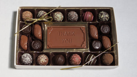 Thank You - Chocolate Gift Box