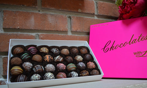 Chocolate Truffles - 15oz