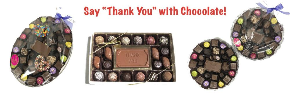 Merry Christmas, Chocolates with Love