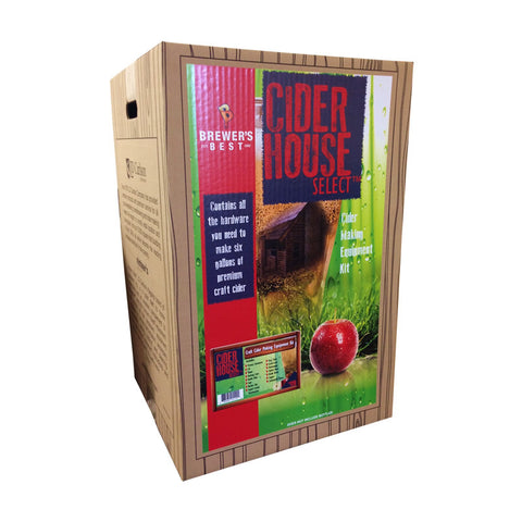 CIDER HOUSE SELECT CIDER EQUIPMENT KIT -  - General - Rhone Brew Company