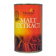 MUNTONS PLAIN WHEAT LIQUID MALT EXTRACT -  - MM - Rhone Brew Company