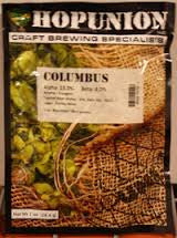 US COLUMBUS LEAF HOPS - 2110A - 1OZ - WHOLE HOPS - Rhone Brew Company