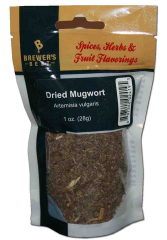 DRIED MUGWORT - 2419 - 1 OZ. - General - Rhone Brew Company