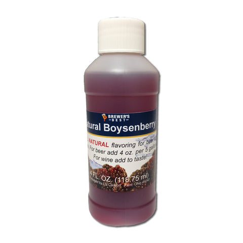 BOYSENBERRY NATURAL FRUIT FLAVORING - 3706 - 4 OZ. - FF - Rhone Brew Company