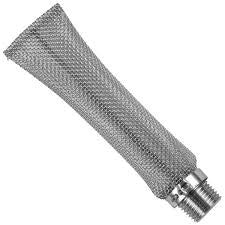 "5023 7"" STAINLESS STEEL TORPEDO BAZOOKA SCREEN -  - BEER EQUIPMENT - Rhone Brew Company"