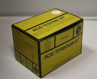 WINE ACID TESTING KIT -  - General - Rhone Brew Company