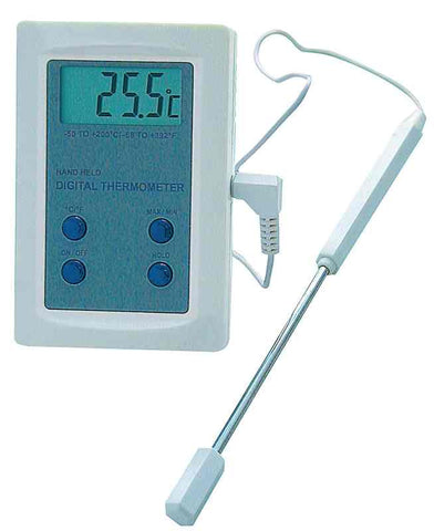 ALLA DIGITAL THERMOMETER - 5457 DIGITAL THERMOMETER WITH PROBE - BEER EQUIPMENT - Rhone Brew Company - 1