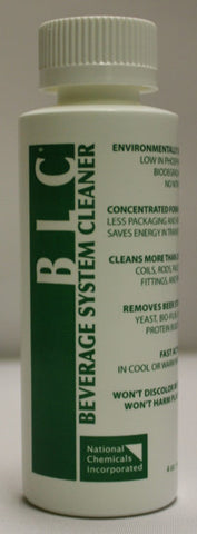 FIVE STAR BLC BEER LINE CLEANER 4 OZ -  - CHEMICAL - Rhone Brew Company