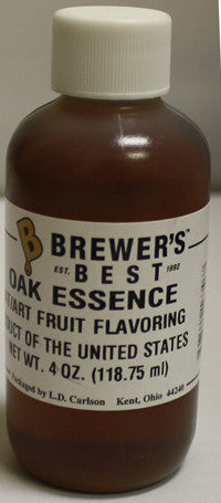 OAK ESSENCE, LIQUID - 6346A 4 OZ. - OAK - Rhone Brew Company - 1