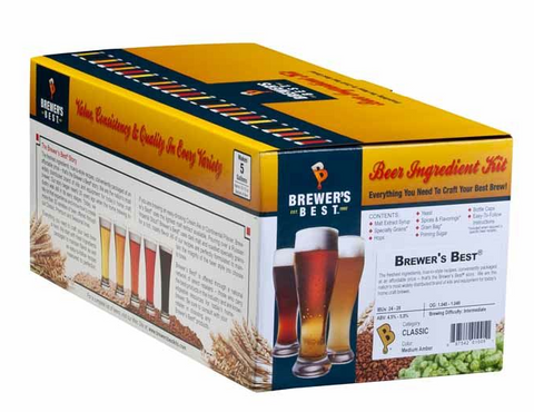 BLUEBERRY HONEY ALE INGREDIENT PACKAGE -  - General - Rhone Brew Company