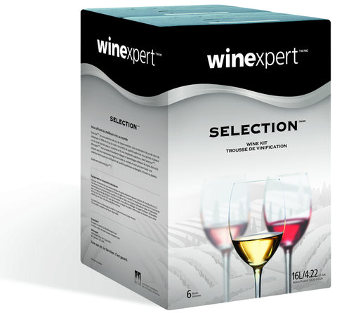 WINEXPERT SELECTION SANGIOVESE WINE KIT -  - WINE KIT - Rhone Brew Company