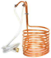5006 BREWER'S BEST® IMMERSION WORT CHILLER -  - BEER EQUIPMENT - Rhone Brew Company