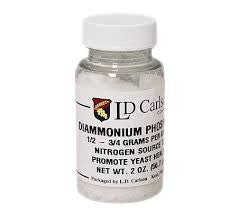 DIAMMONIUM PHOSPHATE YEAST NUTRIENT - 6370A DIAMMONIUM PHOSPHATE 2 oz - CHEMICAL - Rhone Brew Company - 1
