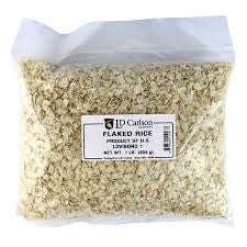 FLAKED RICE - 1903A - 1 LB. -  - Rhone Brew Company