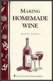 MAKING HOMEMADE WINE -  - BOOK - Rhone Brew Company