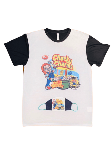 T Shirt Bundle ~ Humor ~ Chucky Charms