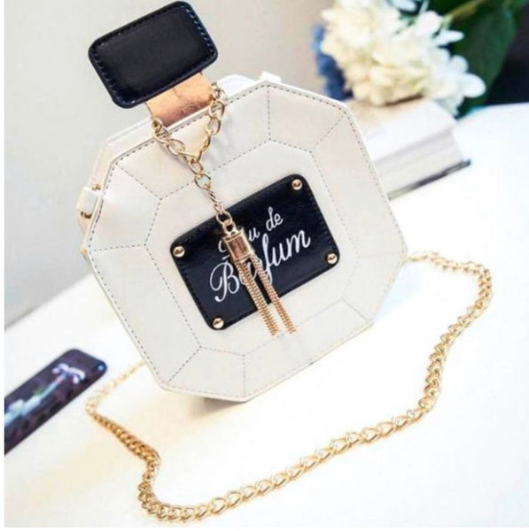 "Accessorize Me - ""Coldest Winter Ever"" Perfume Clutch"