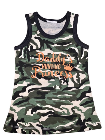 Baby Gear ~ Daddy's Hunting Princess Baby Dress
