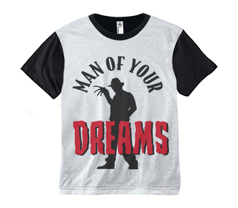Scary Tee ~ Man Of Your Dreams