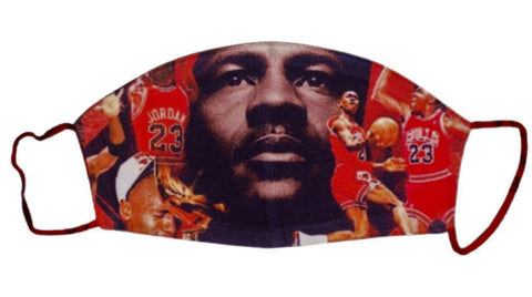 "Face Accessory - Michael Jordan ""Like Mike""  Mask"