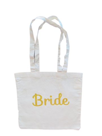 Tote Bag ~ Bride Wedding Gear