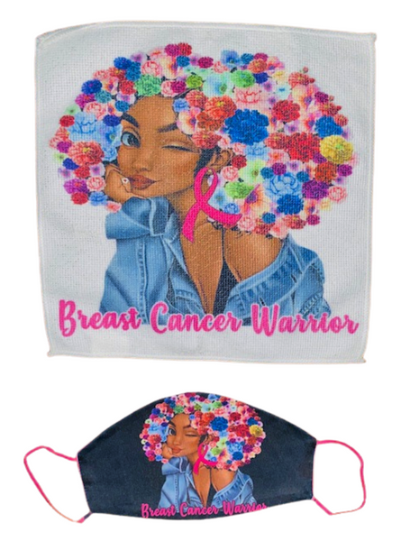Breast Cancer Awareness ~ Rose Warrior Gift Box