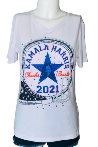 Inauguration Tee ~ Kamala Harris All Stars