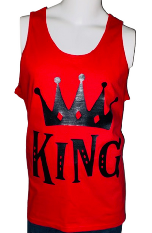Royal Tees ~ King Tank Top