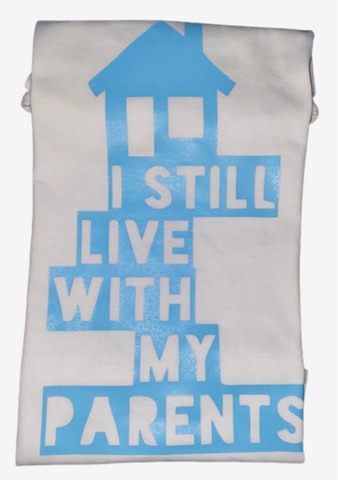 Last Dance T Shirt Collection ~ Still Live With Parents Youth Tee