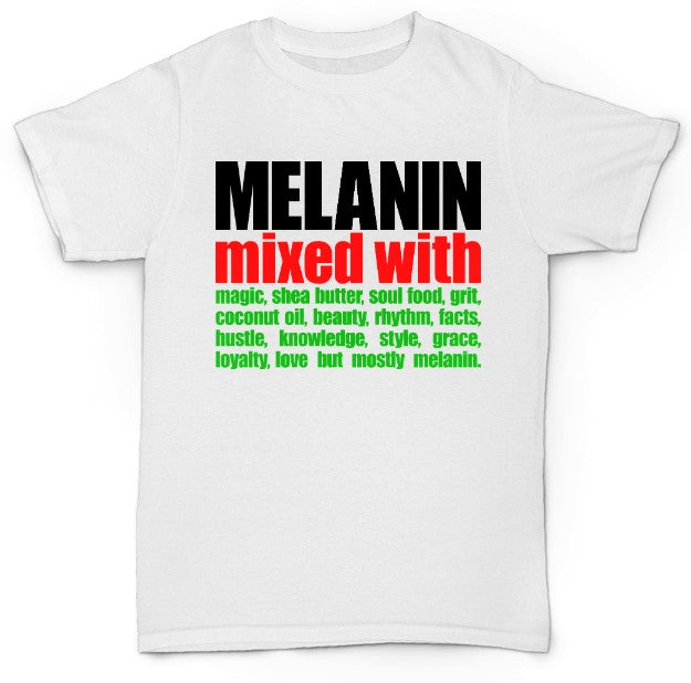 Melanin Magic ~ Melanin Mixed With