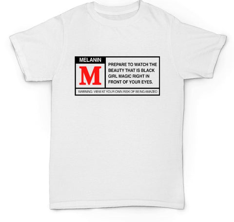Melanin Magic ~ Rated M Unisex Tee