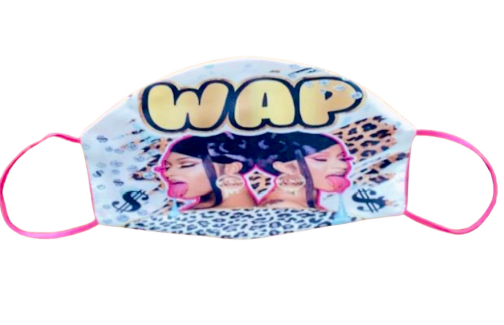 Face Accessories ~ WAP Face Mask Includes PM 2.5 Filter