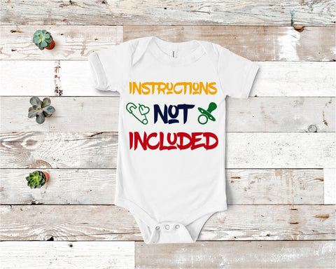 Baby Gear - Instructions Not Included Baby Tee