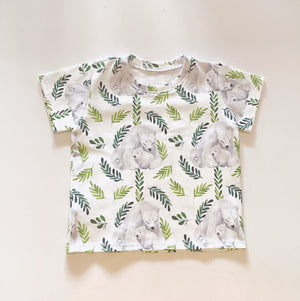 Polar Bear Short Sleeve Tee