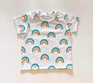 Rainbow Short Sleeve Tee