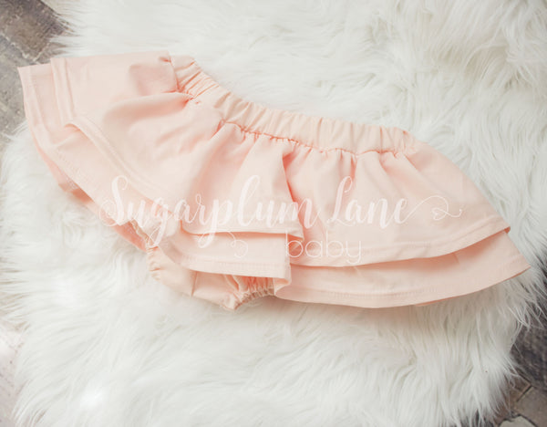 Bella Ruffled Skirt Bloomers