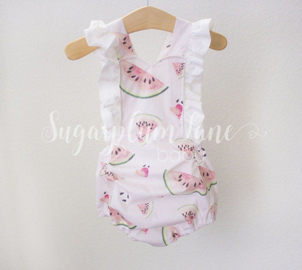 Watermelon Dress Or Romper © Rompers And Leotards
