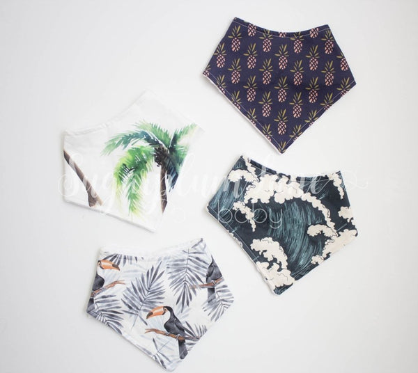 Choose Your Bibdana- Boy Prints Rompers And Leotards