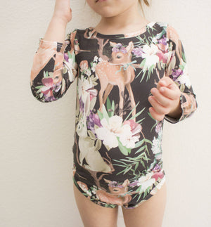 Spring Woodland Leotard