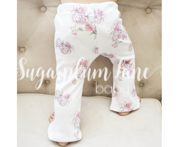 Lyric Bell Bottom Leggings for Babies and Toddlers