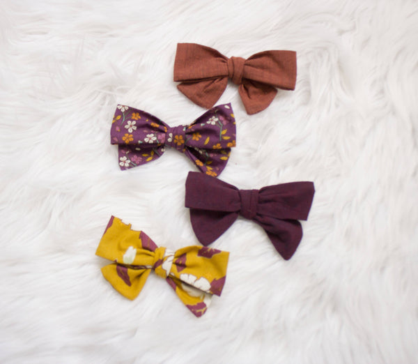 Spice Bow Collection