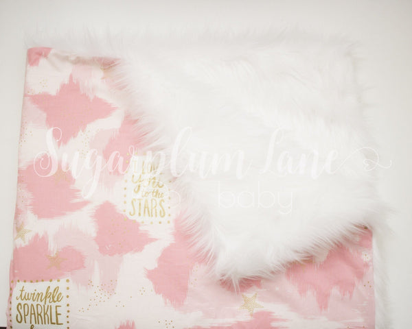 Pink Dream Blanket