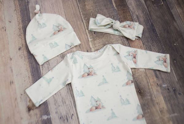 Onesie Set- Starry Night