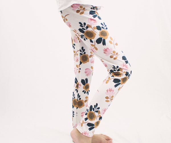 Honey Flower Leggings