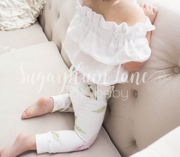 Josephine Leggings for Babies and Toddlers
