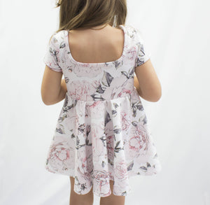 Bloom Skater Dress ©