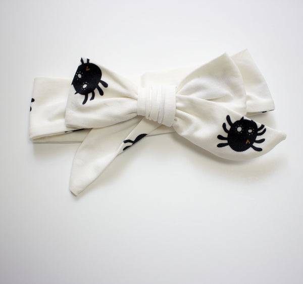 Spider Bow Headband