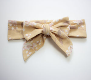 Aria Bow Headband